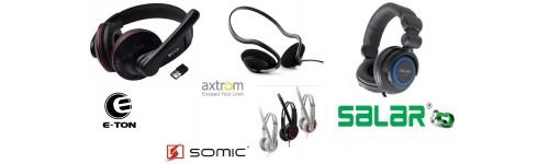 Headset & Speaker