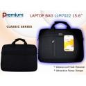 "Laptop Bag LLM 7022 (15.6"") Black"