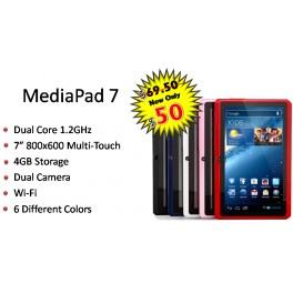 MediaPad7 Dual Camera