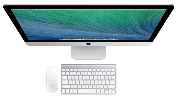 Apple iMac  OSX Mountain Lion