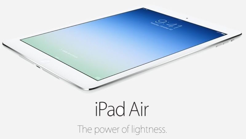 iPad Air 64GB Wi-Fi + Cellular